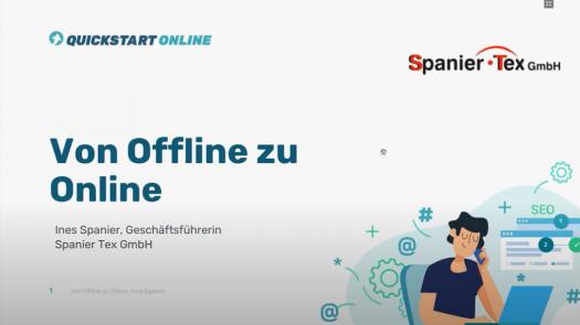 Von Offline zu Online